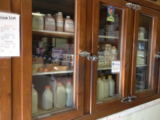 Calder Milk