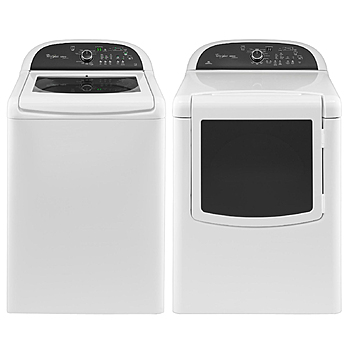 BF Whirpool Cabrio Top Load Washer Dryer